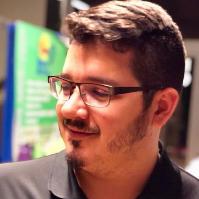 Albert Sanahuja - Responsable projectes de Cartografia i SIG de l'equip tècnic de GARFEI